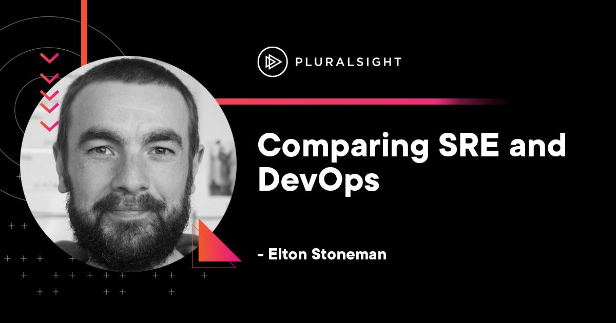 Comparing SRE and DevOps