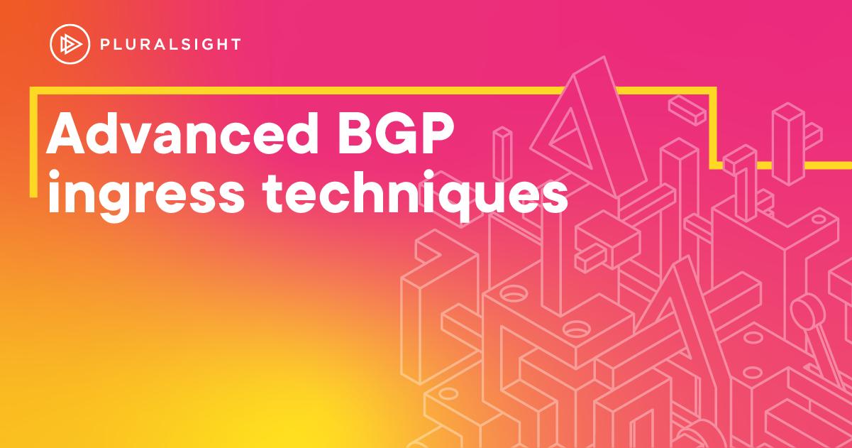Ingress BGP Routing Using Communities & Local Preference