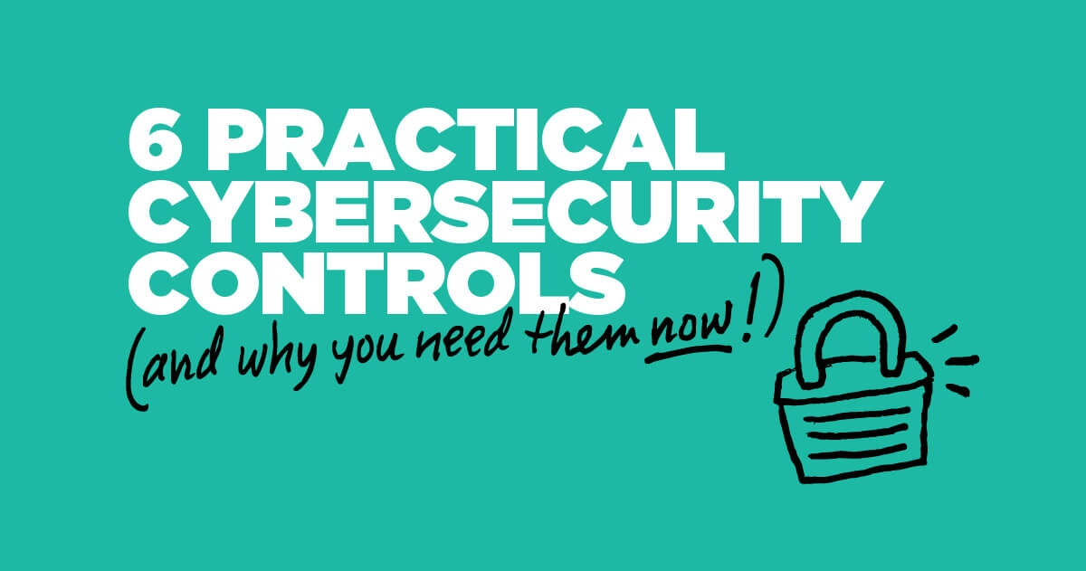 Cybersecurity controls: resolving security threats